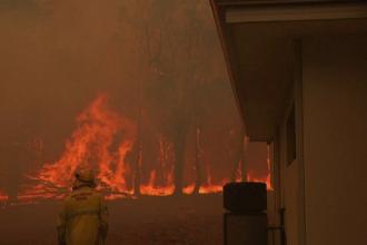 Incendiile de vegetație au revenit în Australia, de data asta în vest. Mii de hectare afectate