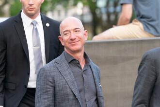 Jeff Bezos se va retrage din funcţia de CEO al companiei Amazon. Ce va face în continuare