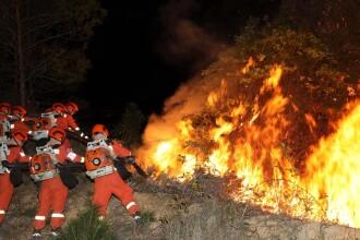 Ministrul de Interne din Cambodgia le-a transmis pompierilor să nu mai ceară mită pentru a stinge incendiile