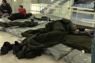Românii prizonieri în aeroport au reușit să ajungă în Mexic. Alți 5 se vor întoarce în țară joi