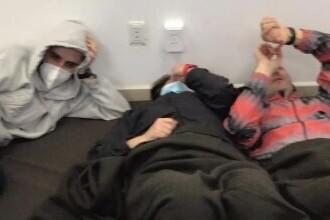 Românii ținuți cu forța pe aeroportul din Cancun au fost eliberați. Reacția autorităților din Mexic