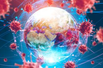 Coronavirus în România, bilanț 26 martie. 6.516 de cazuri noi de infectare. Rata de infectare din Ilfov este peste 8