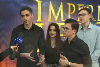 Ideea genială cu care 4 tineri de 17 ani vor să obțintă o finanțare de 75.000 € la Imperiul Leilor