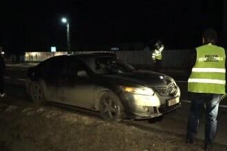 Două fete au fost lovite în plin pe trecerea de pietoni de un șofer care nu le-a văzut