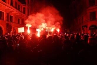 Manifestații împotriva restricţiilor anti-Covid în Danemarca. Pașaportul de vaccinare, una dintre nemulțumiri