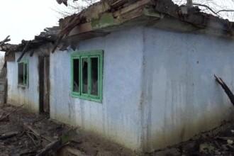 Un bătrân din Vaslui a murit ars în casă. Descoperirea macabră făcută de pompieri