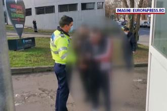Un șofer băut, care a provocat un accident rutier în lanț în Constanța, a fugit din spital, apoi a făcut Live pe Facebook