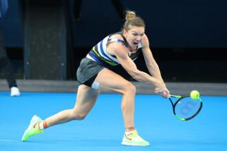 Simona Halep, eliminată în primul tur la dublu de la Australian Open. Partenera ei are 16 ani