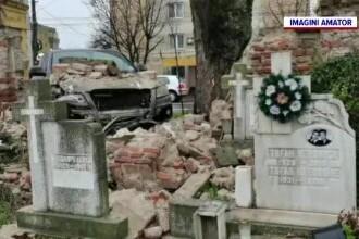 Un şofer a făcut infarct la volan și a provocat un accident grav, în Timișoara. Ulterior a murit
