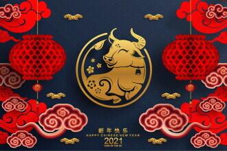 Anul Nou Chinezesc 2021. Când începe Anul Bivolului de Metal