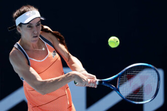 Sorana Cîrstea, eliminată în runda a treia la Australian Open de cehoaica Marketa Vondrousova