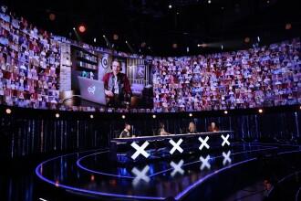 """""""Românii au talent"""" a condus detașat topul audiențelor. Peste 2.8 milioane de oameni au urmărit spectacolul"""