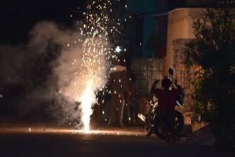 Cel puţin 19 morţi şi 34 de răniţi într-o explozie la o fabrică de artificii din sudul Indiei