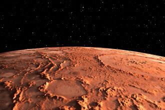 Misiunea Hope a Emiratelor Arabe Unite a transmis prima imagine cu planeta Marte. FOTO