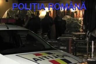 Petrecere de Valentine's cu Florin Salam, oprită de poliţie după ce un invitat a transmis live pe Facebook