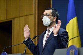 Vlad Voiculescu acuză măsluirea cifrelor pandemiei înainte de alegeri, într-un schimb de replici cu ministrul Muncii