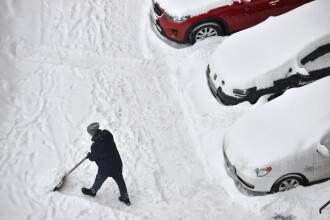 Un ucrainean a raportat o crimă fictivă la el în sat ca autoritățile să îi dezăpezească strada