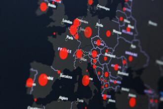 ECDC cere restricții mai dure în Europa, din cauza noilor tulpini mai contagioase de COVID