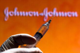 """Ministerul Sănătăţii: """"În România ne aşteptăm ca vaccinarea cu Johnson & Johnson să înceapă la jumătatea lunii aprilie"""""""