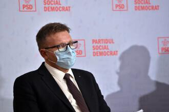 """Marius Budăi, PSD: """"Îl auzeam pe Florin Cîţu spunând că sporurile trebuie legate de performanţă. Este total eronat"""""""