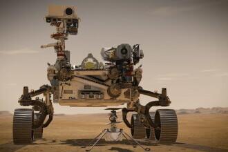 Detalii neștiute despre misiunea Perseverance de pe Marte, în emisiunea ILikeIT