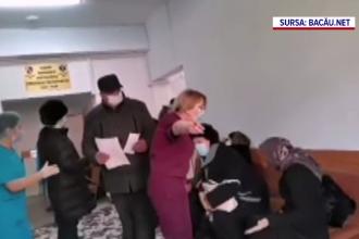 Situație revoltătoare în Bacău. Mai mulţi oameni au fost scoşi afară din Spitalul Județean în pijamale