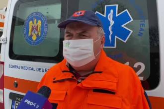 Un copil de 3 ani care scuipa sânge a murit în ambulanţa trimisă fără medic