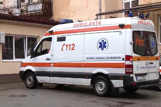 Doi copii s-au ales cu arsuri grave în urma unui incendiu pe care tot ei l-au provocat