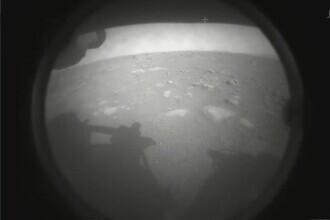 Roverul Perseverance al NASA a ajuns pe Marte. Prima imagine de la asolizare