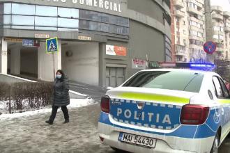 Un bărbat a murit după ce a căzut de pe o parcare supraetajată din Cluj-Napoca