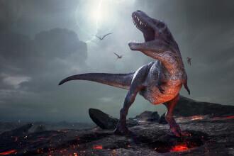 Unic în lume. Situri de dinozauri uitate de 100 de ani, redescoperite în Transilvania