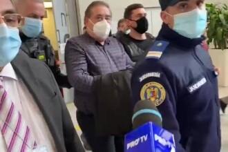 Miliardarul Ioan Niculae, condamnat definitiv la 5 ani de închisoare, s-a întors din Italia și s-a predat polițiștilor