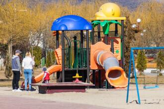 Un tulcean şi-a dat dispărut copilul 8 ani plecat la joacă. Polițiștii l-au găsit, dar apoi l-au amendat pe bărbat