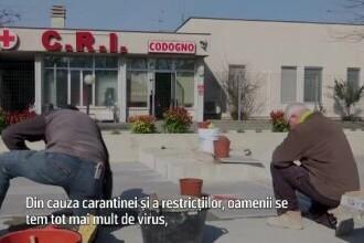 Orașul de la care a pornit epidemia de Covid-19 în Italia încearcă să revină la o viață normală