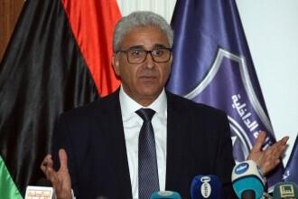 Ministrul de interne libian a scăpat dintr-o tentativă de asasinat. Atacatorii au tras dintr-o mașină blindată