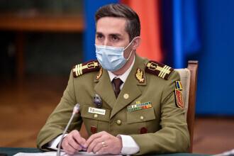 """Valeriu Gheorghiţă: """"Începând de marţi, vom avea circa 80.000 de persoane vaccinate zilnic"""""""