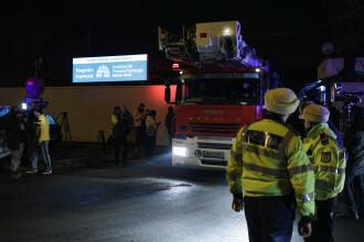 Ministrul de Interne: Din datele preliminare rezultă că nu a fost vorba despre un incendiu la Marius Nasta