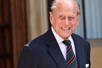 """Prințul William, despre starea bunicului său: """"Este OK, este monitorizat"""""""