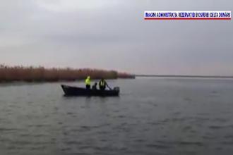 Trei polițiști de frontieră, prinși într-o barcă pe un lac unde accesul este interzis. Cum au scăpat doar cu o amendă