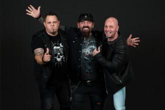 """Manic Sinners, un nou """"supergrup rock românesc"""", a semnat cu celebra casă de discuri Frontiers Music"""