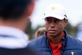 Tiger Woods a ajuns la spital după un accident de mașină. Primele imagini de la fața locului