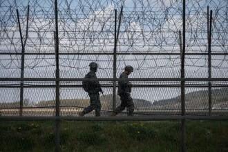 Un nord-coreean a reuşit să ajungă în Coreea de Sud după ce a înotat şase ore