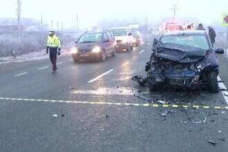 Legea prin care victimele accidentelor pot cere mai ușor despăgubiri ajunge la președintele Iohannis