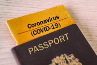 """Reuters: Țările UE au convenit oficial să introducă """"pașaportul Covid"""" pentru turiști"""
