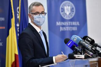 """Grupările infracționale trebuie lovite acolo unde le doare cel mai tare, """"la bani"""" cere ministrul justiției, Stelian Ion"""