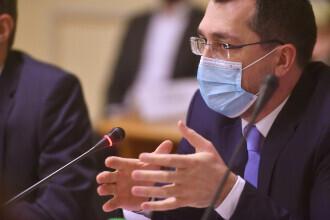 Prima reacție a ministrului Vlad Voiculescu după tragedia de la Victor Babeș
