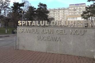 Anchetă la Spitalul Județean Suceava, unde anul trecut a fost primul mare focar de Covid-19 din țară
