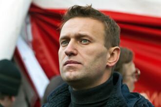 Opozantul rus Aleksei Navalnîi a fost dus într-o colonie penitenciară