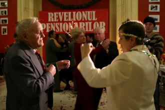 Pensionarii din Timisoara au sarbatorit anticipat Revelionul