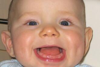 Nu zgaltaiti bebelusii mai mici de 2 ani! Riscati sa-i nenorociti pe viata!